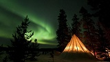 Winter Aurora Whitehorse 2N3D (Nov. ~ Apr.) ★Flights Included★